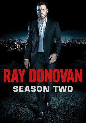 Ray Donovan Season 2's Poster