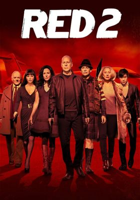 RED 2's Poster