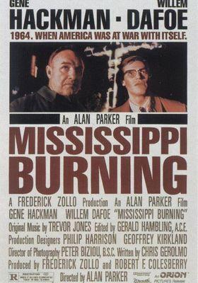 Mississippi Burning's Poster