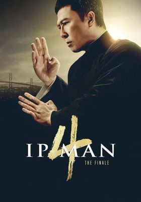 Ip Man 4: The Finale's Poster