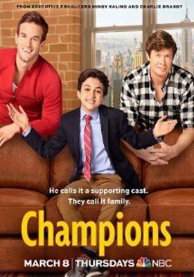 챔피언스의 포스터