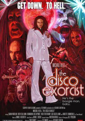 더 디스코 엑소시스트의 포스터