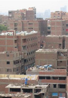 카이로 가비지의 포스터