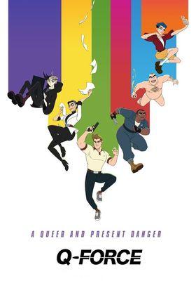 『Qフォース』のポスター