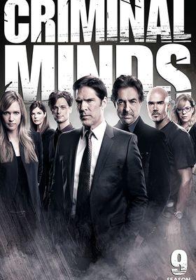 Criminal Minds Season 9's Poster