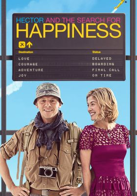 Hector and the Search for Happiness's Poster