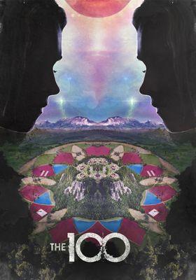 The 100 Season 6's Poster