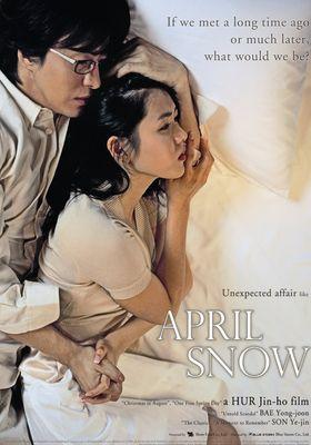 April Snow's Poster