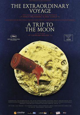 달세계 여행의 포스터