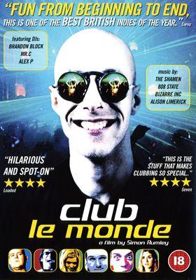 클럽 르 몽드의 포스터