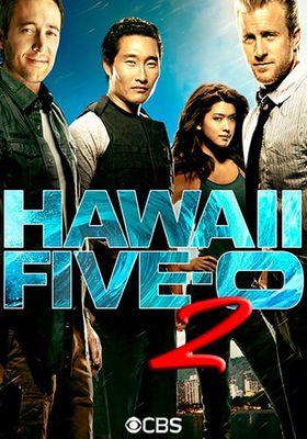 『Hawaii Five-0 シーズン2』のポスター