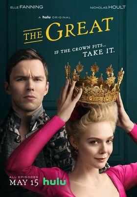 『THE GREAT ~エカチェリーナの時々真実の物語~』のポスター