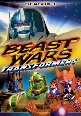 Beast Wars: Transformers's Poster