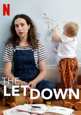 The Letdown Season 1's Poster