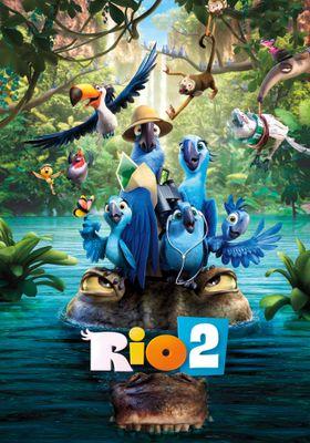 Rio 2's Poster