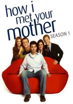 How I Met Your Mother Season 1's Poster