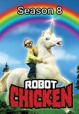 Robot Chicken Season 8's Poster