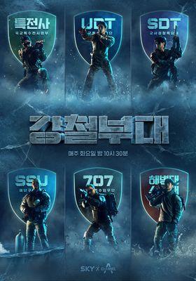 강철부대의 포스터