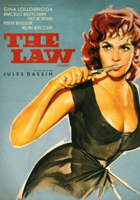 The Law의 포스터