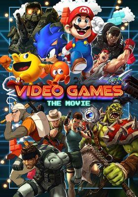 비디오 게임: 더 무비의 포스터