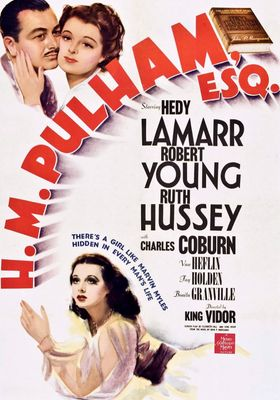 『H.M. Pulham, Esq.(原題)』のポスター