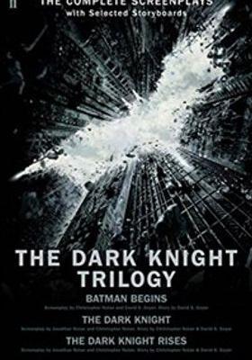 『The Dark Knight Trilogy』のポスター