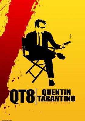『QT8: The First Eight (英題)』のポスター
