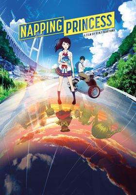 Napping Princess's Poster
