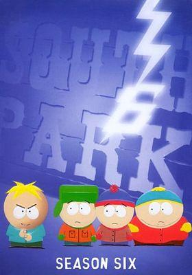 『サウスパーク シーズン6』のポスター