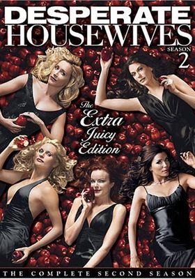 『デスパレートな妻たち シーズン2』のポスター