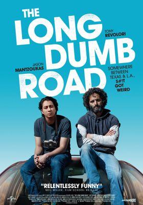 The Long Dumb Road's Poster