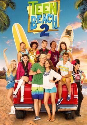 Teen Beach 2's Poster