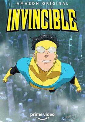 Invincible 's Poster