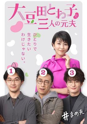 오마메다 토와코와 세 명의 전 남편의 포스터