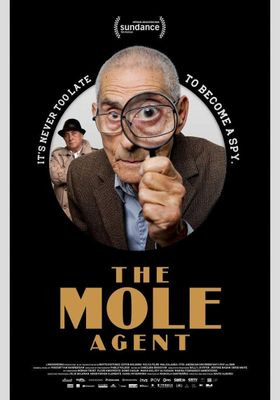 The Mole Agent's Poster