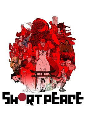 Short Peace's Poster
