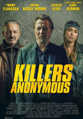 Killers Anonymous's Poster