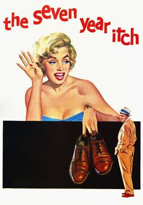 The Seven Year Itch's Poster