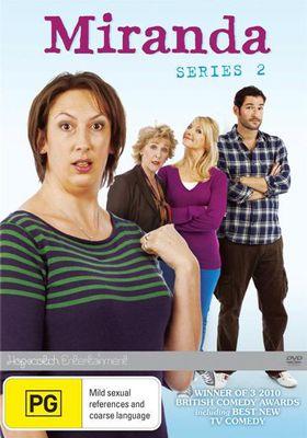 Miranda Season 2's Poster