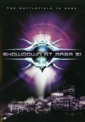 Showdown at Area 51's Poster