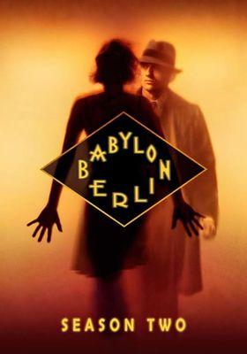 Babylon Berlin Season 2's Poster