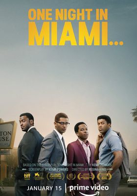 One Night in Miami's Poster