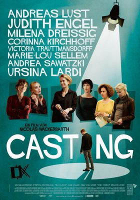 Casting's Poster