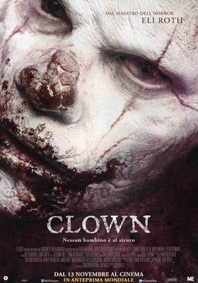『クラウン』のポスター