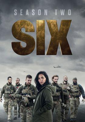 SIX Season 2's Poster