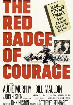 The Red Badge of Courage's Poster