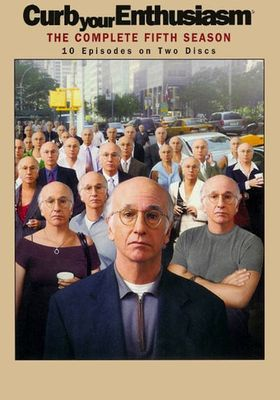 Curb Your Enthusiasm Season 5's Poster