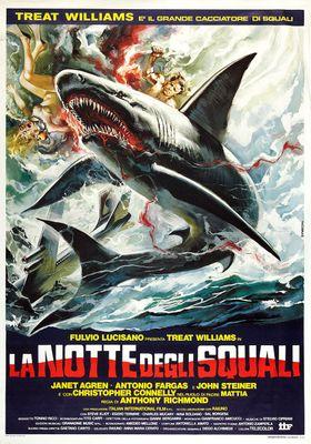 나이트 오브 샤크의 포스터