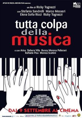 Tutta colpa della musica's Poster