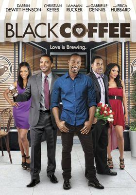 블랙 커피의 포스터